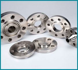 Alloy Steel Flanges Suppliers & Exporters