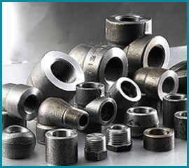 Carbon Steel Forged Fittings Suppliers & Exporters