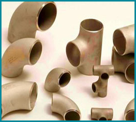 Copper Nickel Alloy 70/30 Buttweld Fittings Manufacturer Exporter