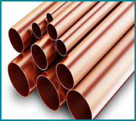 Copper Nickel Alloy 70/30 Pipes & Tubes Manufacturer Exporter