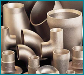 Copper Nickel Alloy 90/10 Buttweld Fittings Manufacturer Exporter