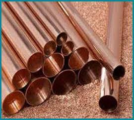 Copper Nickel Alloy 90/10 Pipes & Tubes Manufacturer Exporter