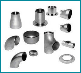 Nickel Alloy 200/201 Buttweld Fittings Manufacturer & Exporter