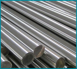 Stainless Steel 321/321H Round Bars & Rods Manufacturer & Exporter