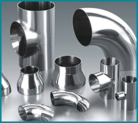 Stainless Steel 904L Buttweld Fittings Manufacturer & Exporter
